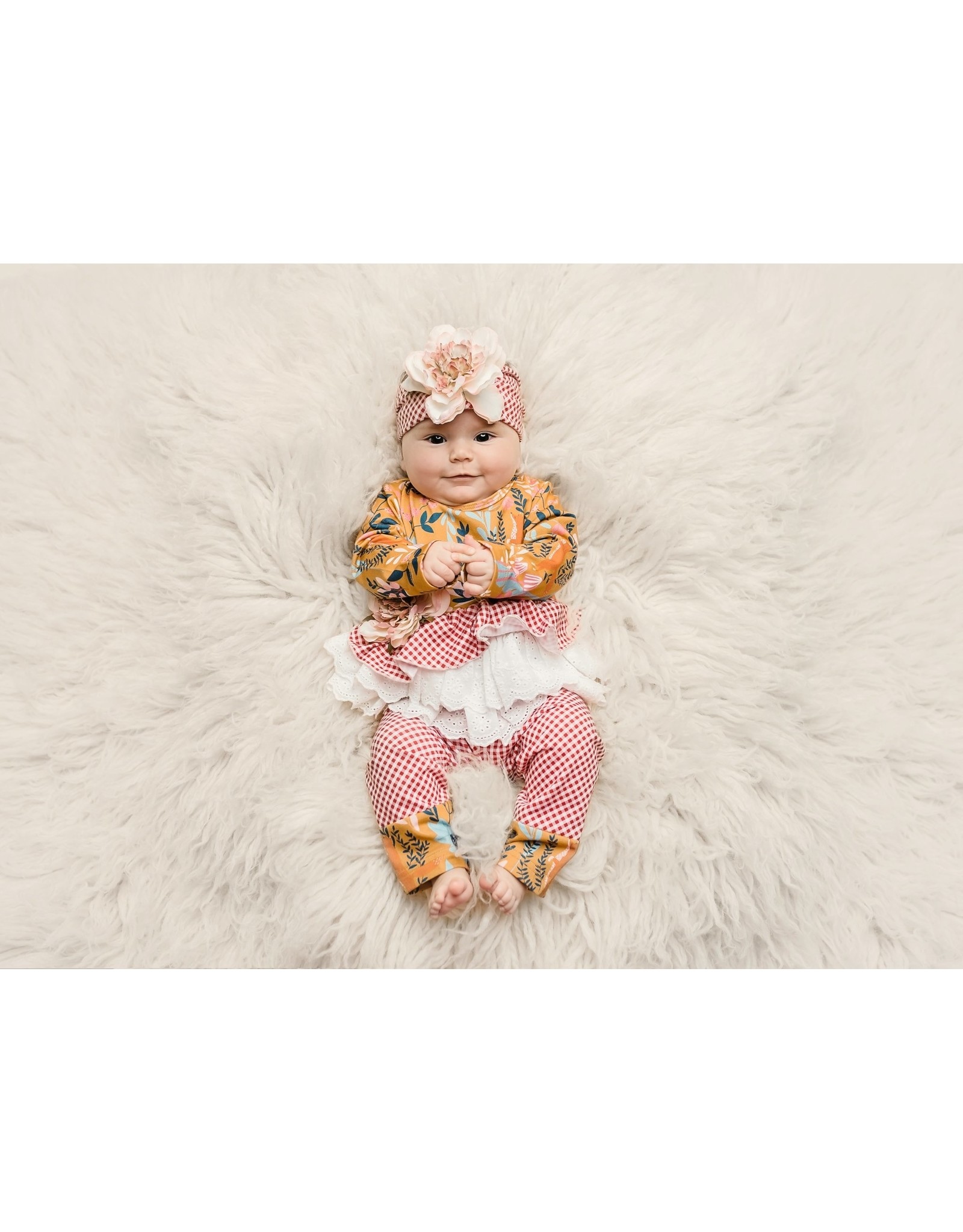 Be Girl Clothing Be Girl- Twinkle Twinkle 2pc Set: Fox Tails