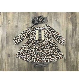 Serendipity Serendipity- Leopard Dress Bubble