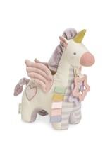 Itzy Ritzy Itzy Ritzy- Link & Love Activity Plush & Teether Pegasus
