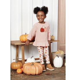 Mudpie Mud Pie- Pumpkin Tunic & Legging Set