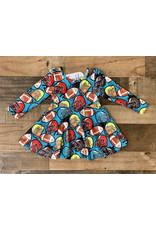 Football Twirl Dress