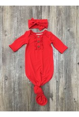 Swoon Baby Swoon Baby- NB Scarlett Gown & HB Set