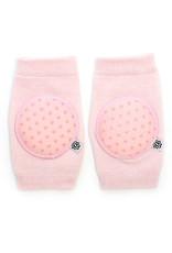 Bella Tunno- Heathered Light Pink Happy Knees