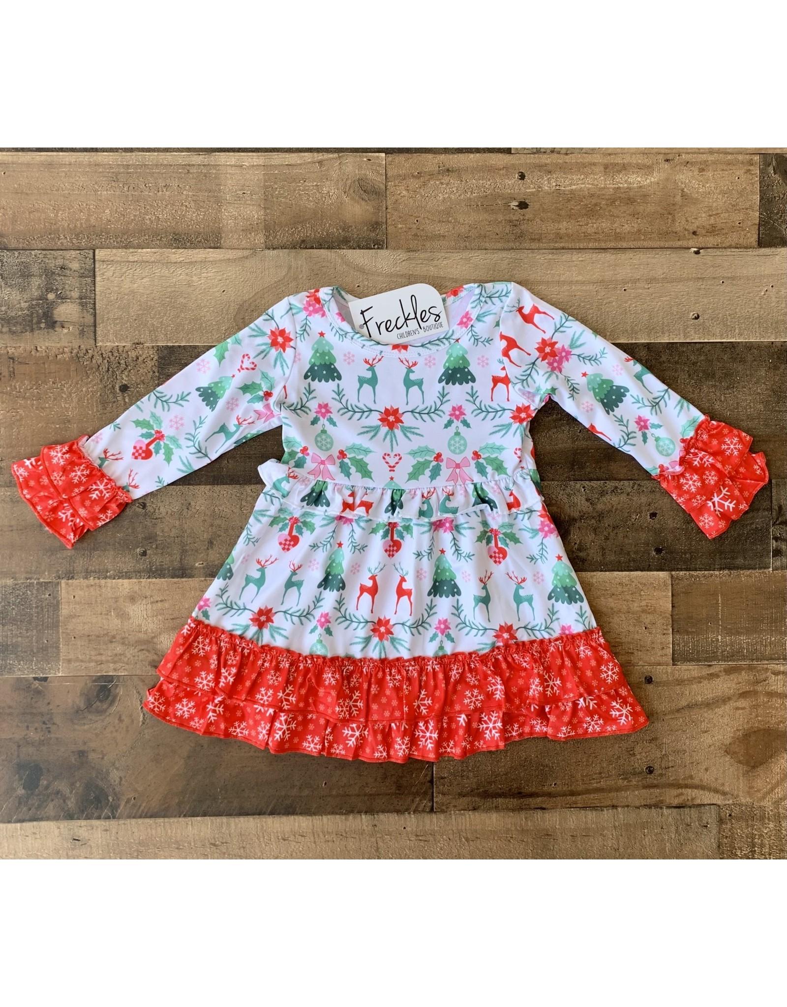 Holly Jolly Christmas Dress