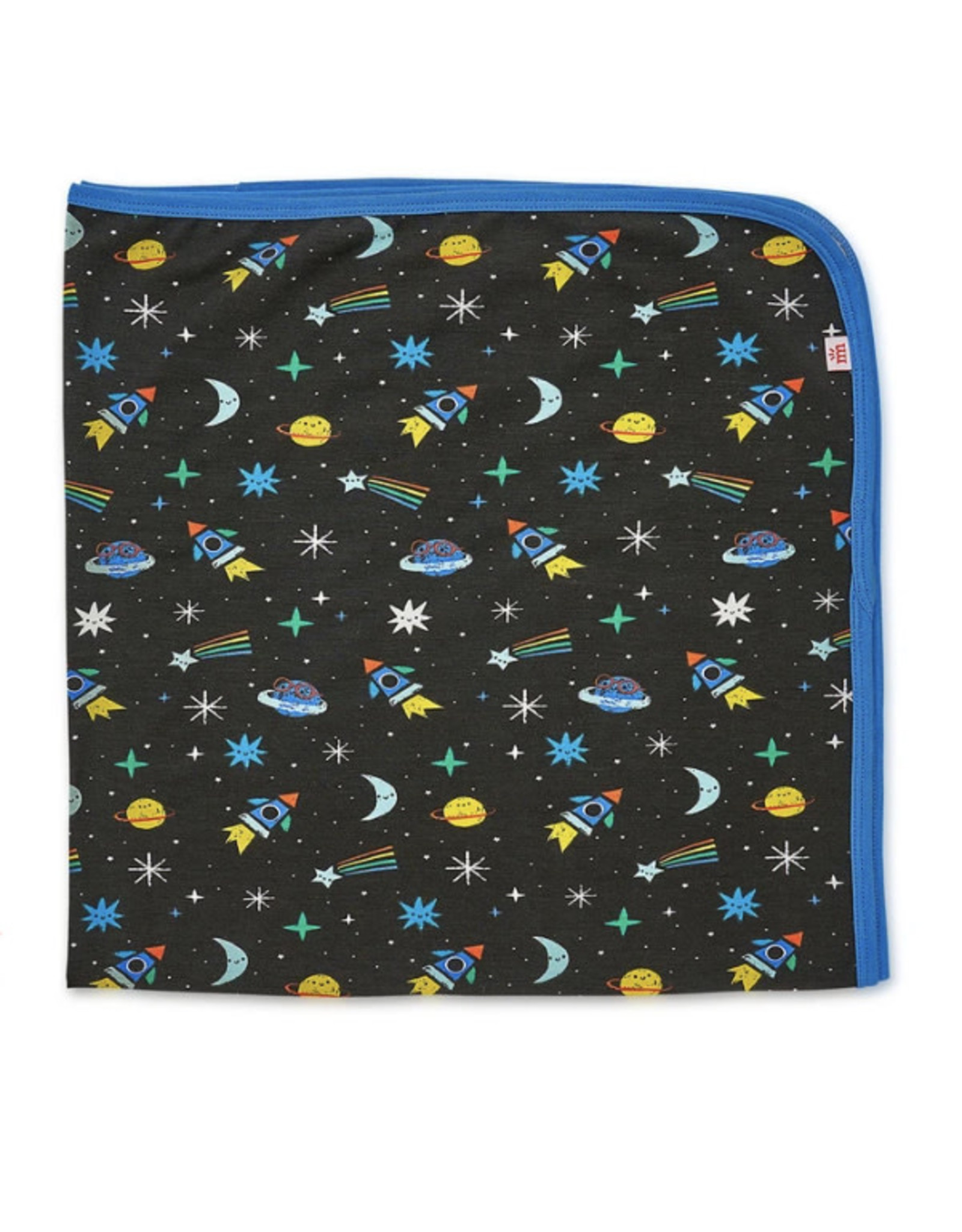Magnetic Me Magnetic Me- Space Chase Modal Swaddle Blanket
