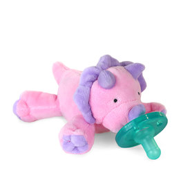 Wubbanub WubbaNub - Chrissy Pink Dino