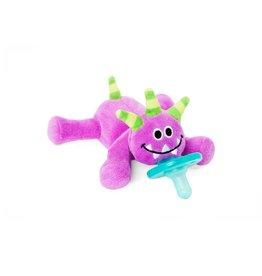 Wubbanub WubbaNub - Purple Monster