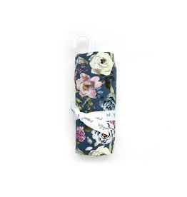 Gigi & Max Gigi & Max- Laken Floral Swaddle