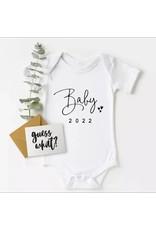 Tiny Trendsetter Tiny Trendsetter- Baby 2022 0-3M Onesie