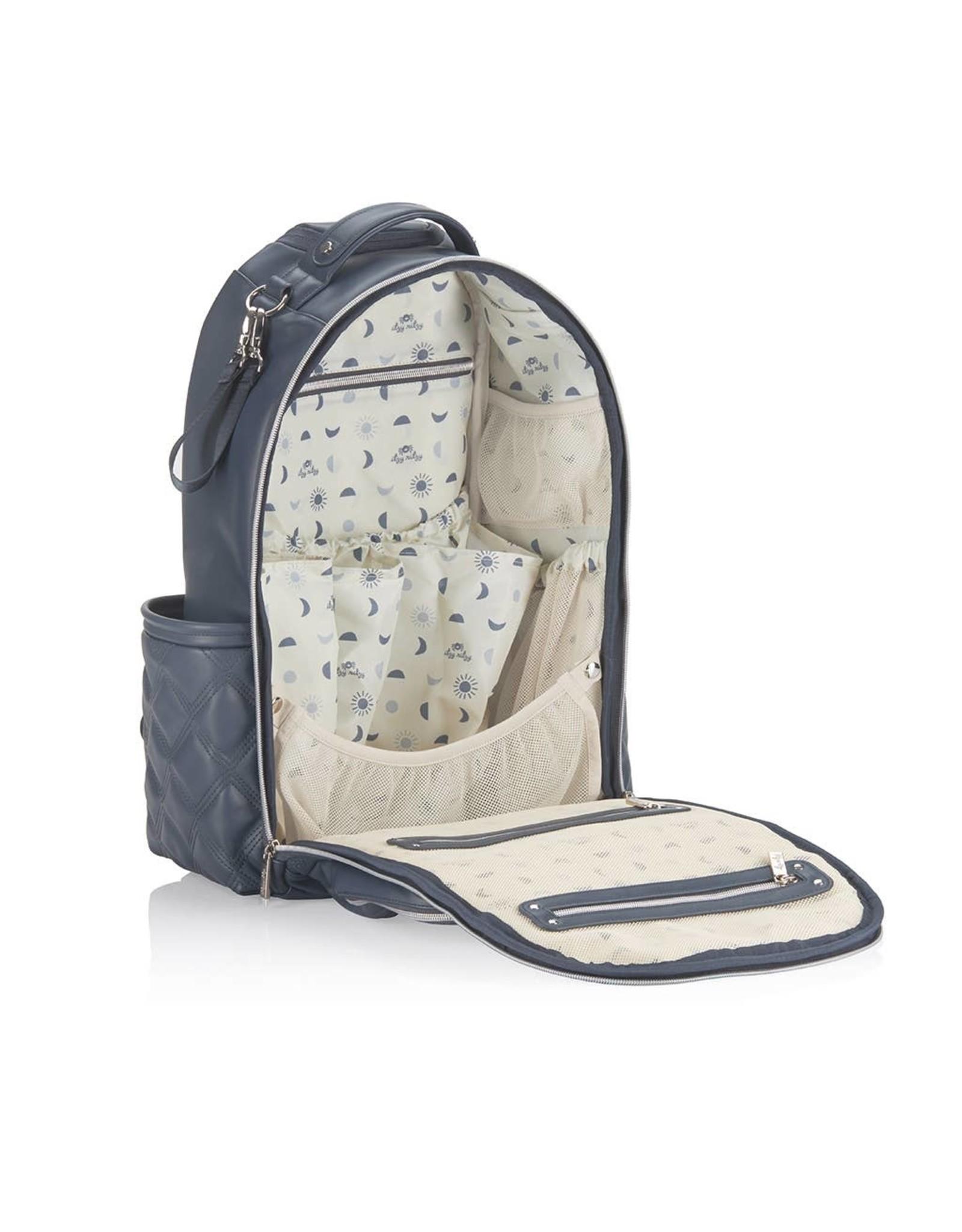 Itzy Ritzy Itzy Ritzy - The Moonstone Boss Plus Backpack Diaper Bag