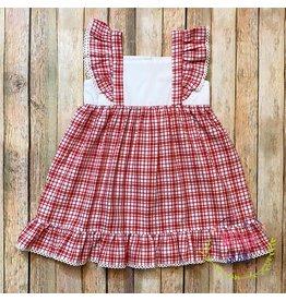 Natalie Grant- Monogrammable Flutter Dress