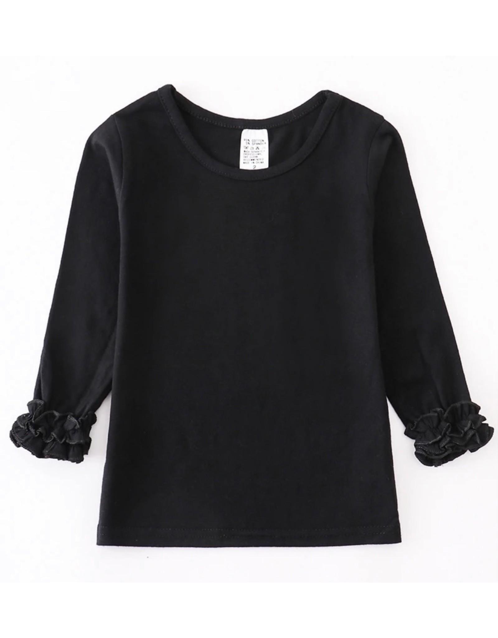 Black Icing L/S Shirt