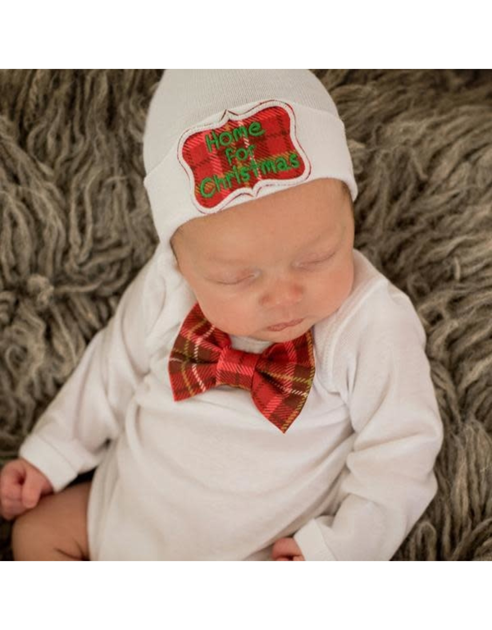 ILYBEAN Ily Bean- Home for Christmas Newborn Set