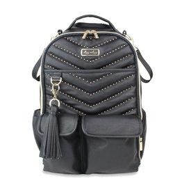 Itzy Ritzy Itzy Ritzy - Boss Diaper Bag Backpack: Rock & Roll