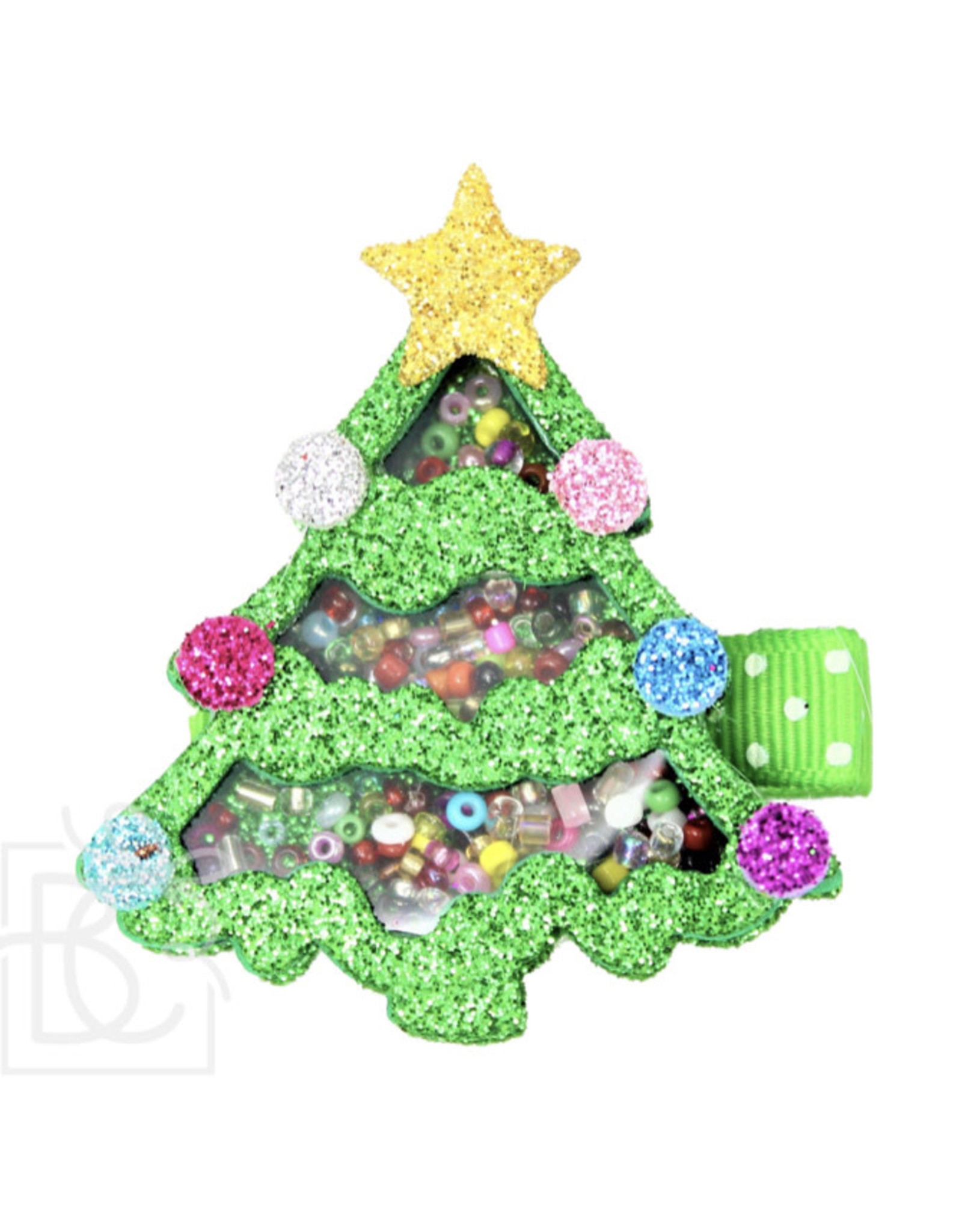 Beyond Creations Beyond Creations- Glitter Christmas Tree Shaker