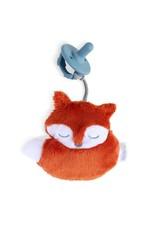 Itzy Ritzy Itzy Ritzy- Sweetie Pal Plush & Pacifier: Fox