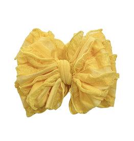 In Awe- Sunflower Headband