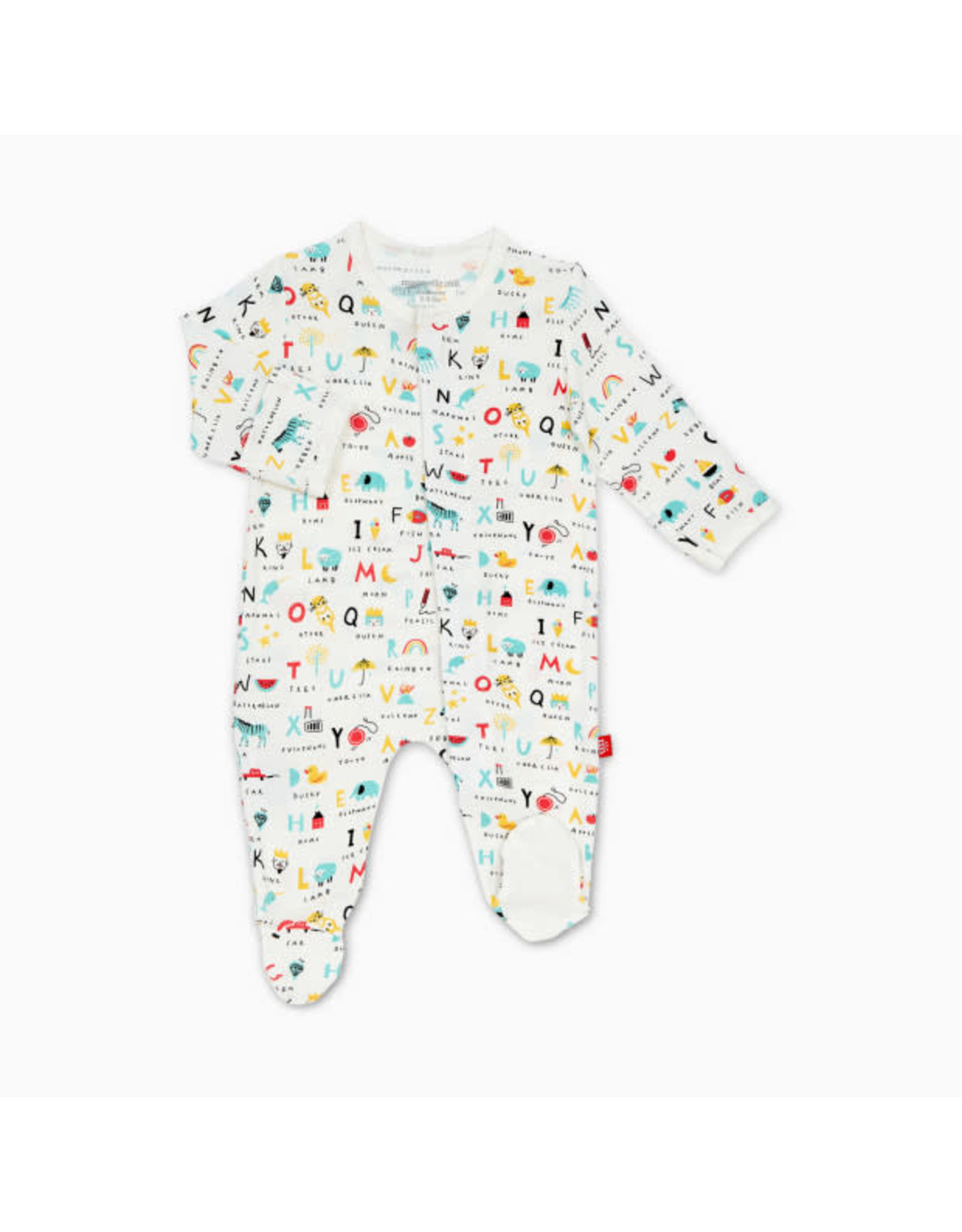 Magnetic Me Magnetic Me- ABC Love Modal Magnetic Footie
