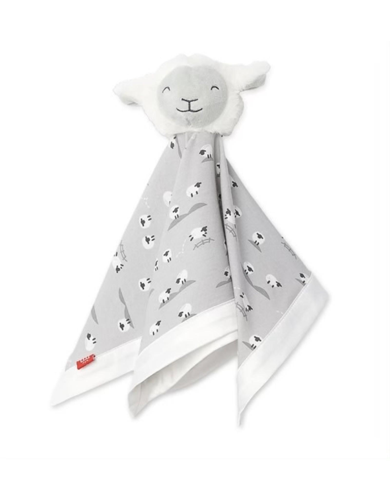 Magnetic Me Magnetic Me- Baa Baa Baby Gray Modal Lovey Blanket