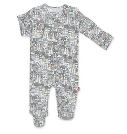 Magnetic Me Magnetic Me- We Built this City Modal Magnetic Footie