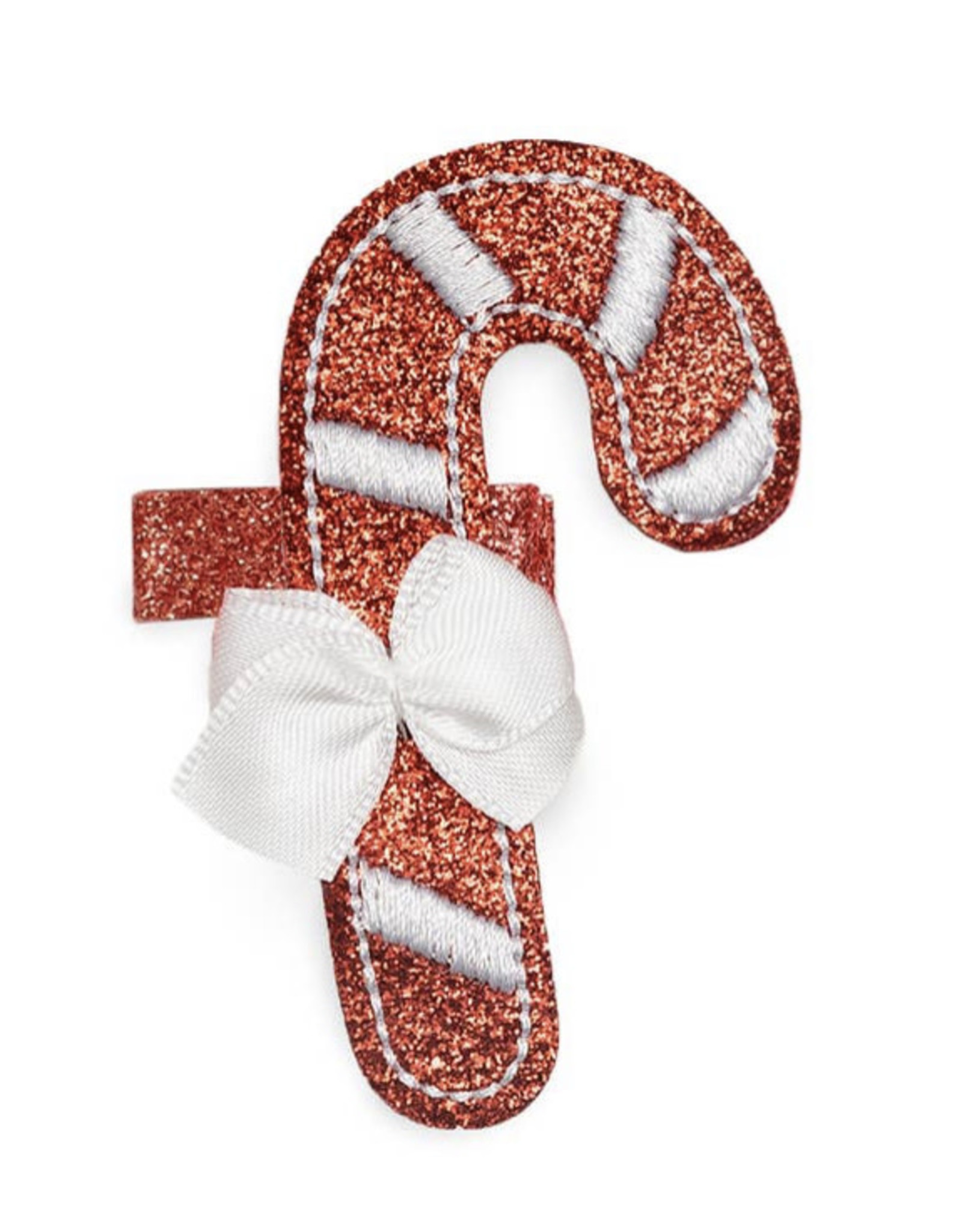Sweet Wink- Candy Cane Clip