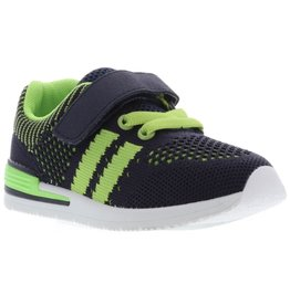 Oomphies Oomphies- Wynn Sneaker: Navy