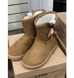 Tan Fur Lined Boot
