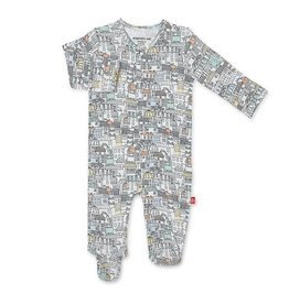 Magnetic Me Magnetic Me- We Built this City Modal Magnetic Footie NB