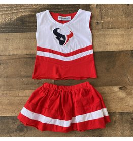 Texans Cheer Outfit