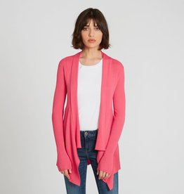 Autumn Cashmere Pink Ribbed Drape