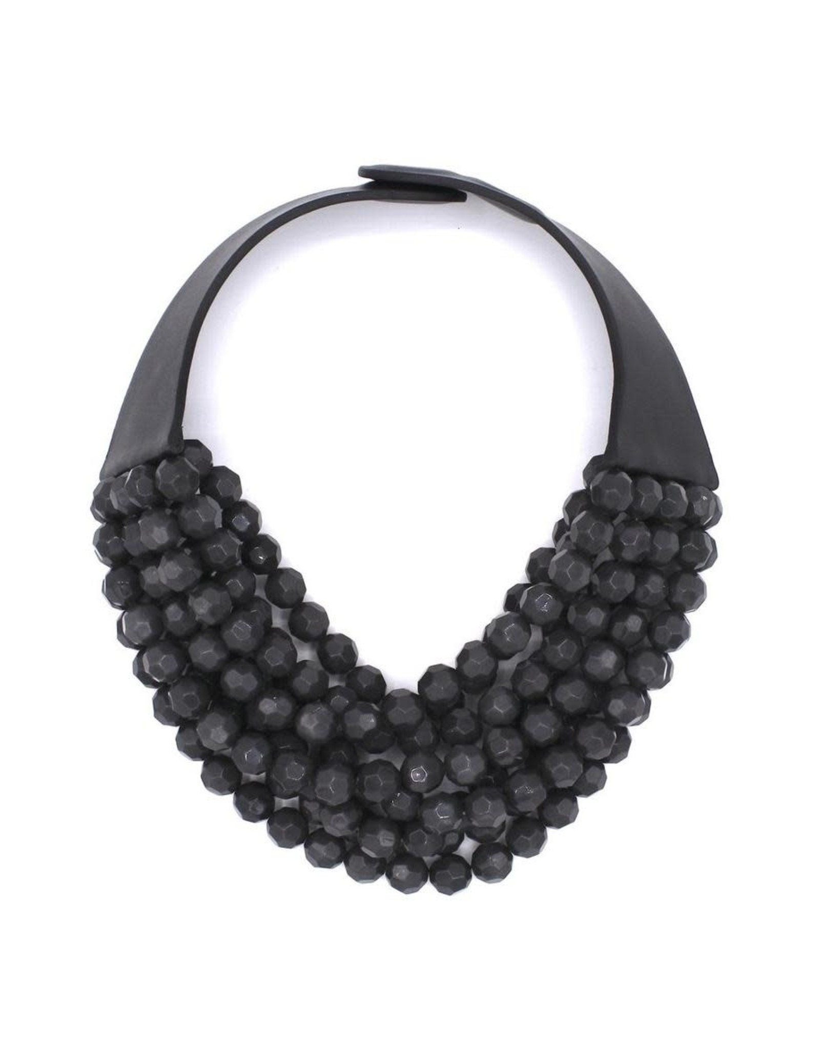 Fairchild Baldwin Bella Necklace Anthracite