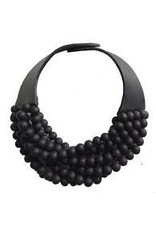 Fairchild Baldwin Bella Necklace Matte Black