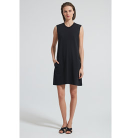 AW2199-OAR Slub Jersey Tank Dress