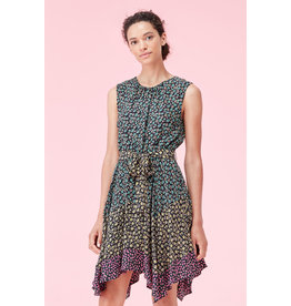 REBECCA TAYLOR Sleeveless Louisa Dress