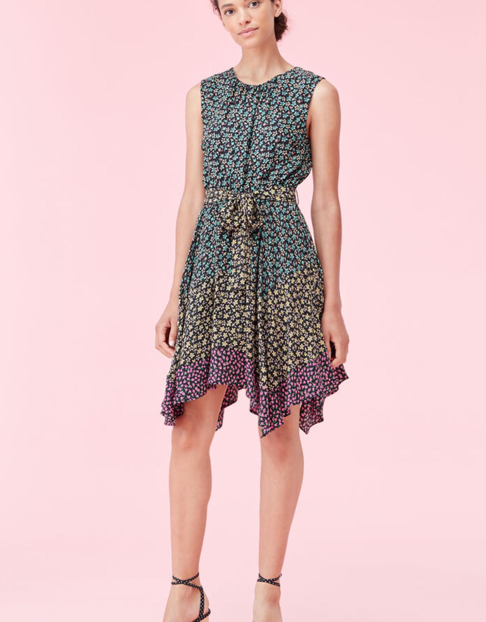 REBECCA TAYLOR Sleeveless Louisa Dress