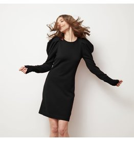 Autumn Cashmere Draped Sleeve Dress R11715