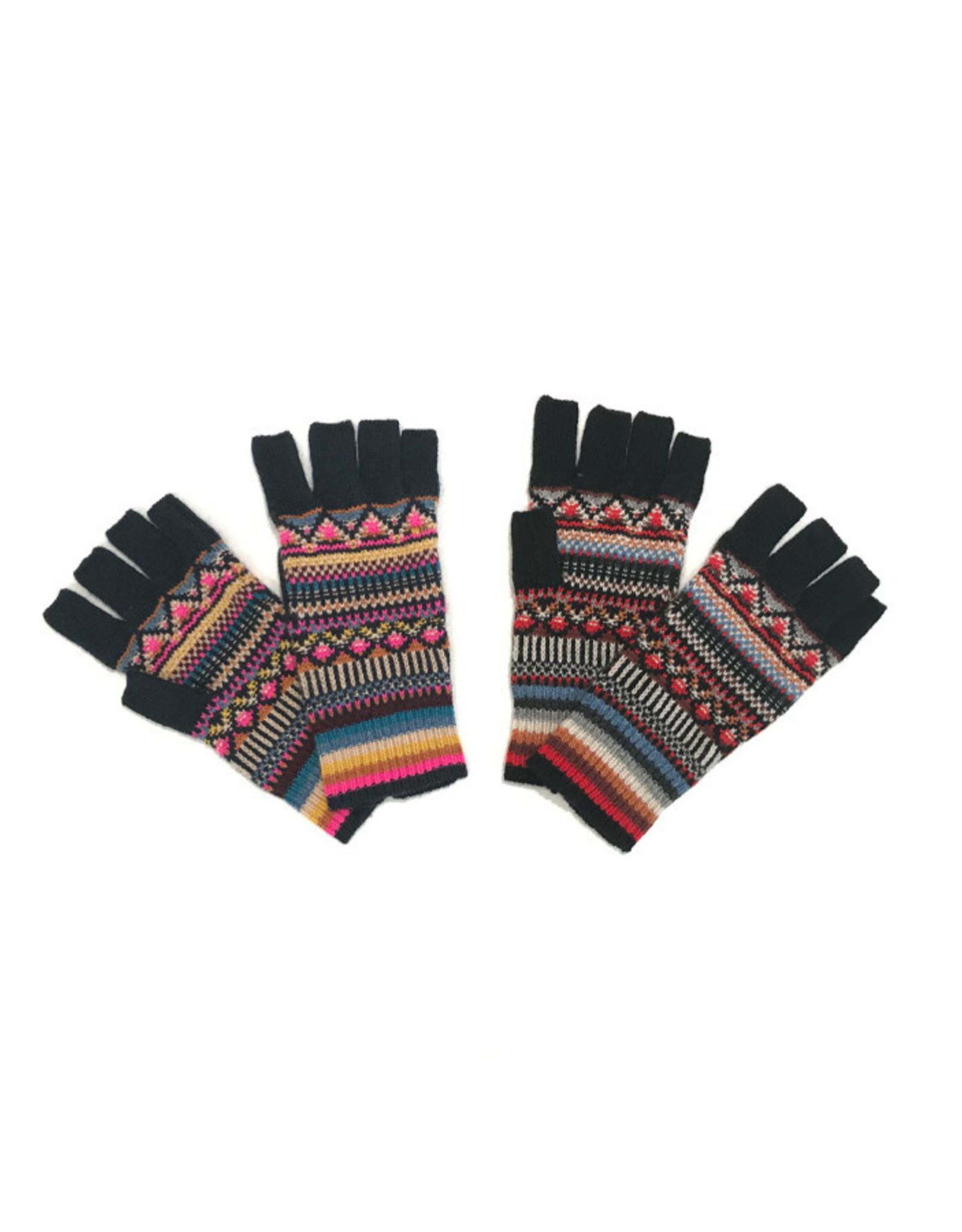 Autumn Cashmere R11654 Fair Isle Gloves