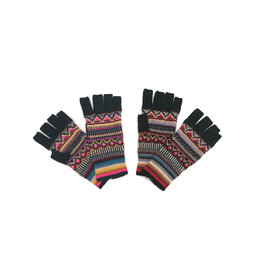 Autumn Cashmere R11654 Fair Isle Gloves