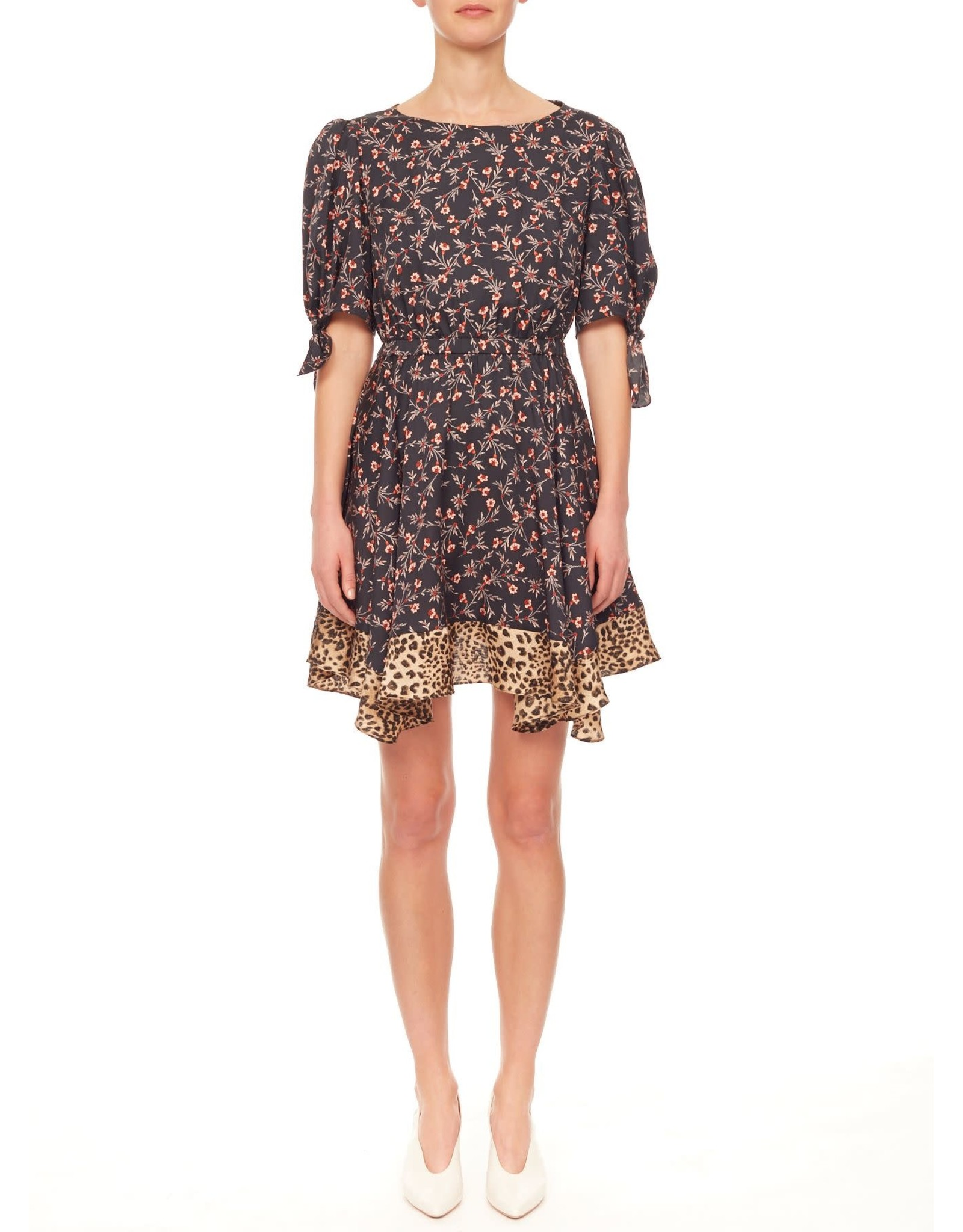 REBECCA TAYLOR S/S Lia Floral Dress