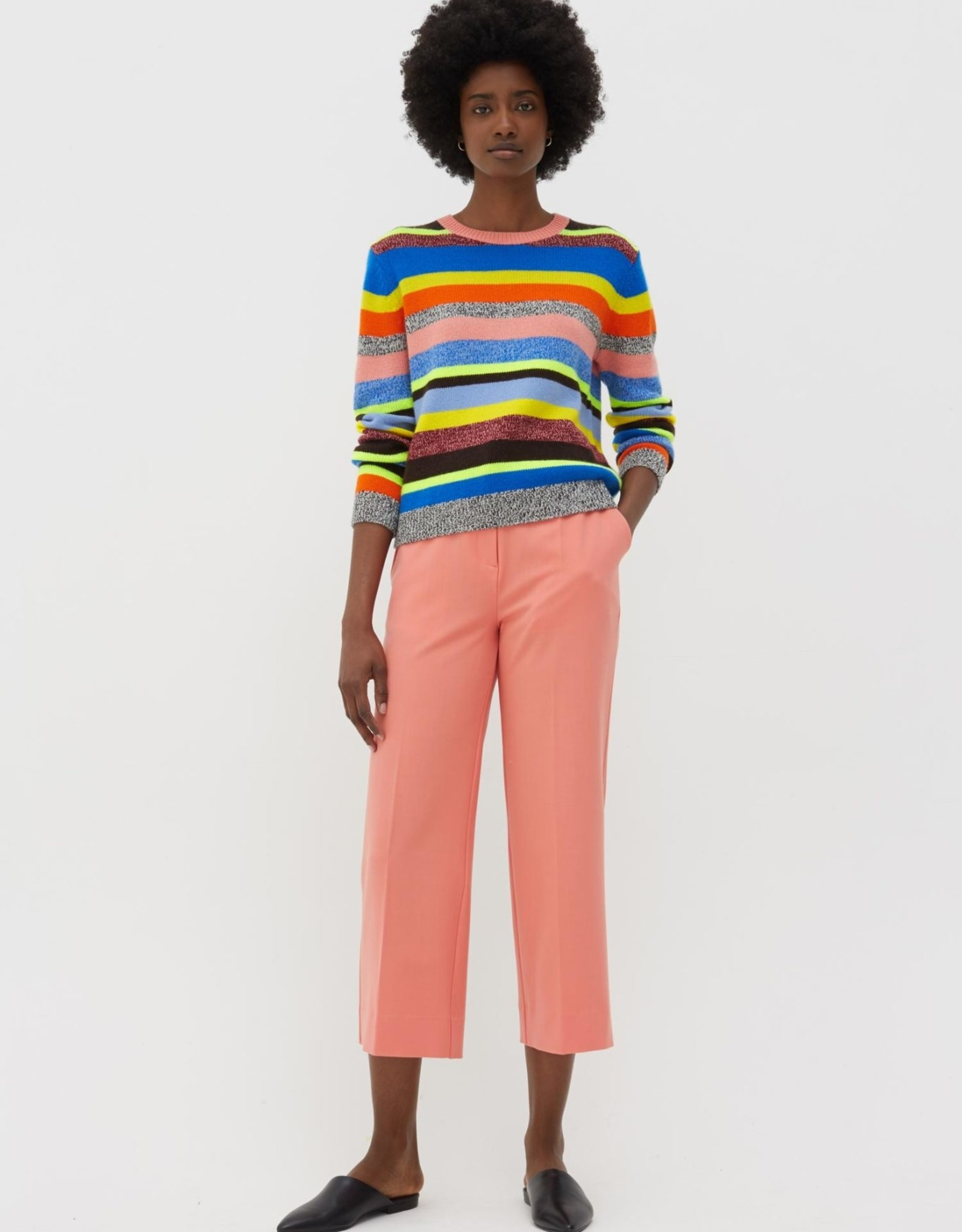 Chinti & Parker Anni Stripe Sweater