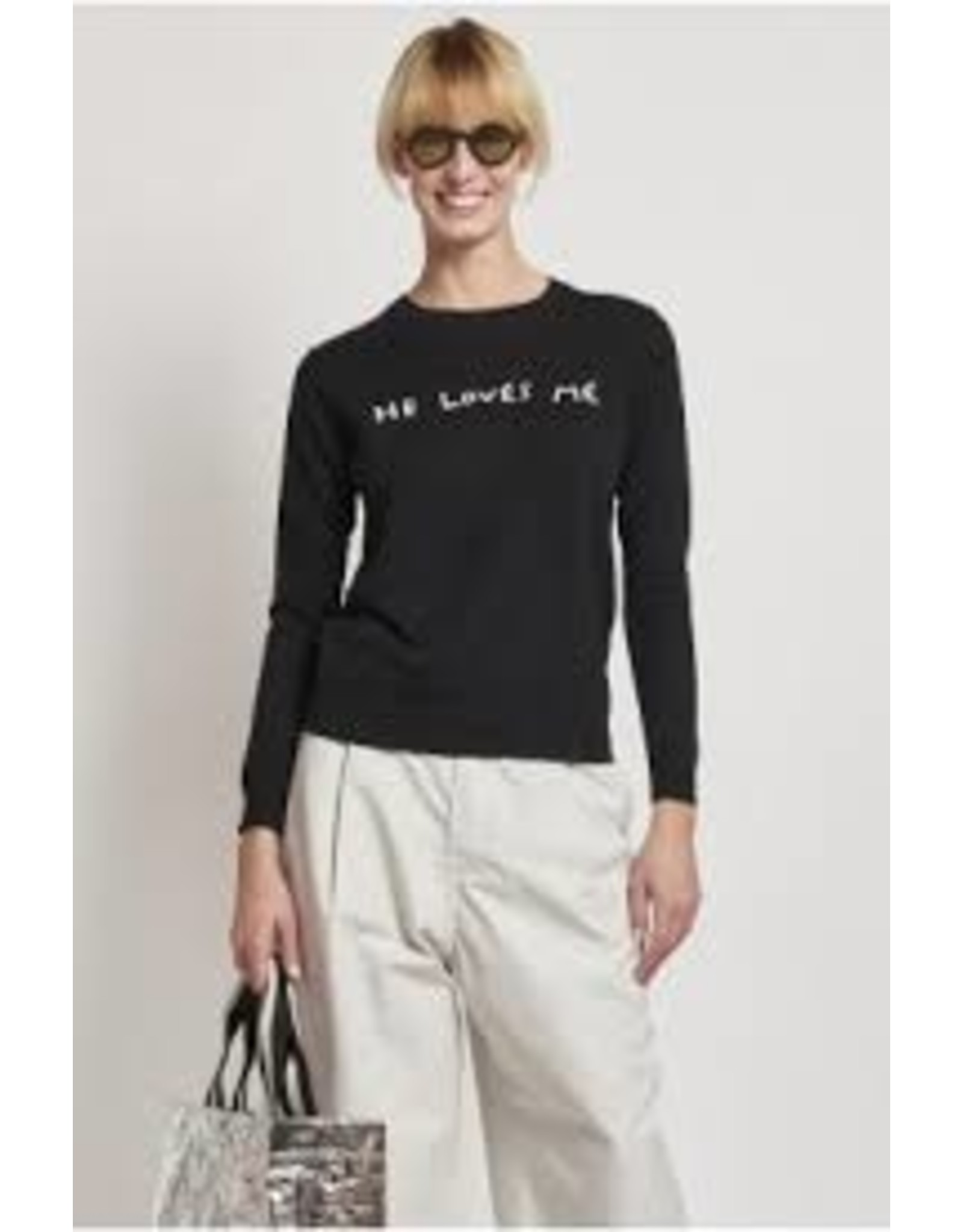 Chinti & Parker TN24 He Loves Me s/s
