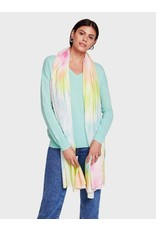 White + Warren 17203D TieDye Mini Wrap