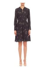 REBECCA TAYLOR L/S Silhouette Dress
