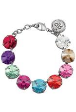 Rebekah Price Multi Rivoli Bracelet