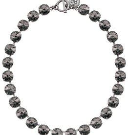 Rebekah Price Black Diamond Rivoli Necklace
