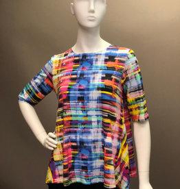 Andria Lieu Joanne Top Multi Color