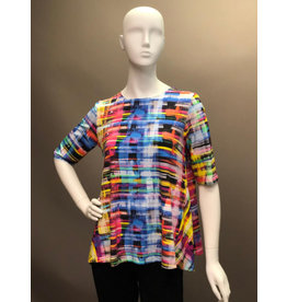 Joanne Top Multi Color