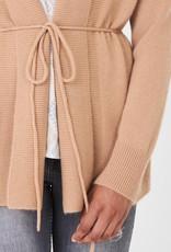 REPEAT Tie Cardigan 100456