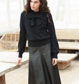 REPEAT Leather Skirt