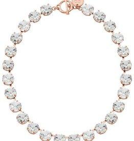Rebekah Price Crystal Rivoli Necklace